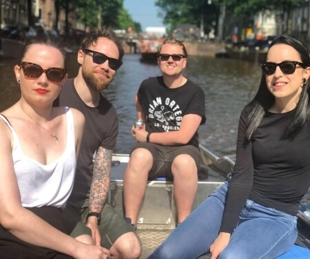 Bootje huren Amsterdamse grachten