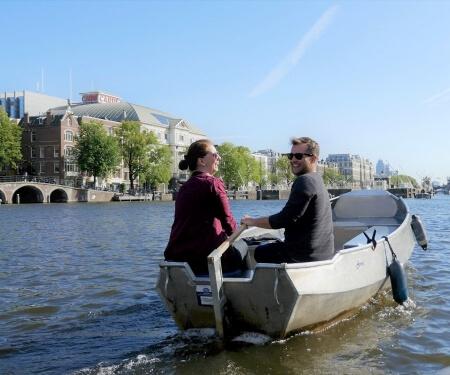 Bootverhuur Amsterdam Boats4rent